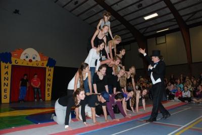 wesenthorst acrobaat