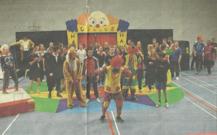 Wesenthorst circusproject 2013