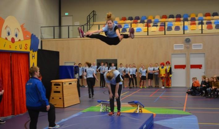 Almende college Ulft Wesenthorst circus